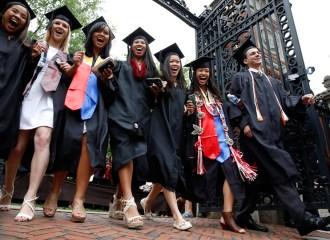 College graduation dress