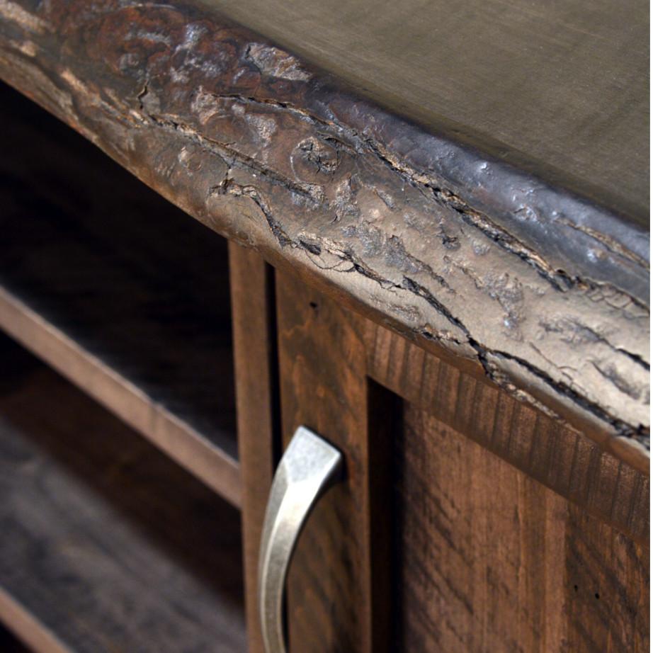 Live Edge Dresser Home Envy Furnishings Solid Wood