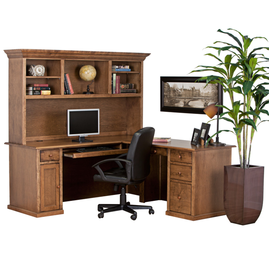 Cabinets Made Wooden Canada Desk