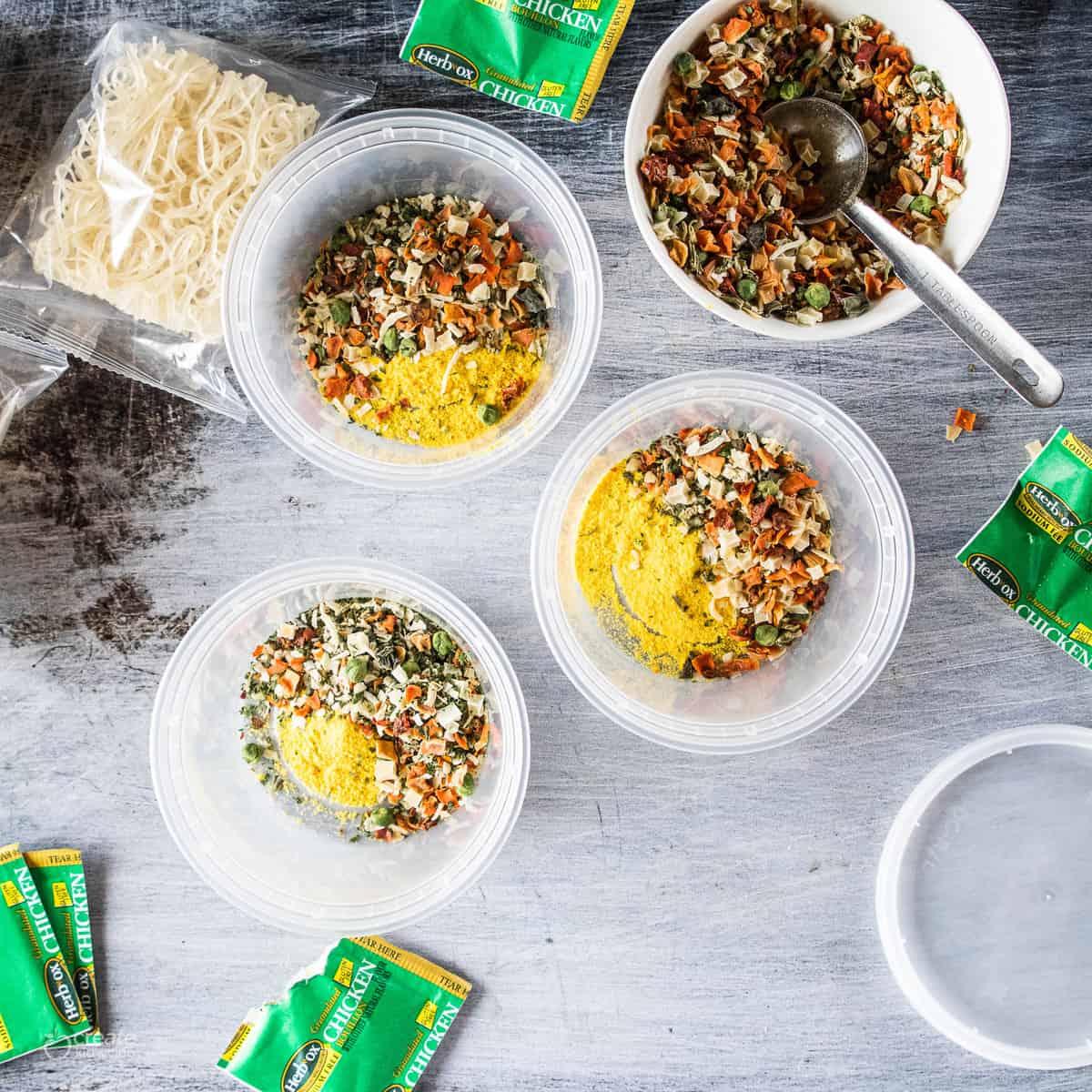 ingredients for low sodium ramen noodles