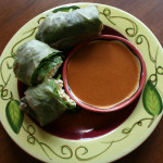 cropped spring roll