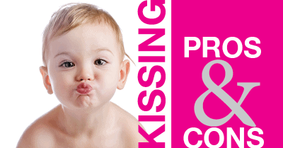 Pros & Cons of Kissing