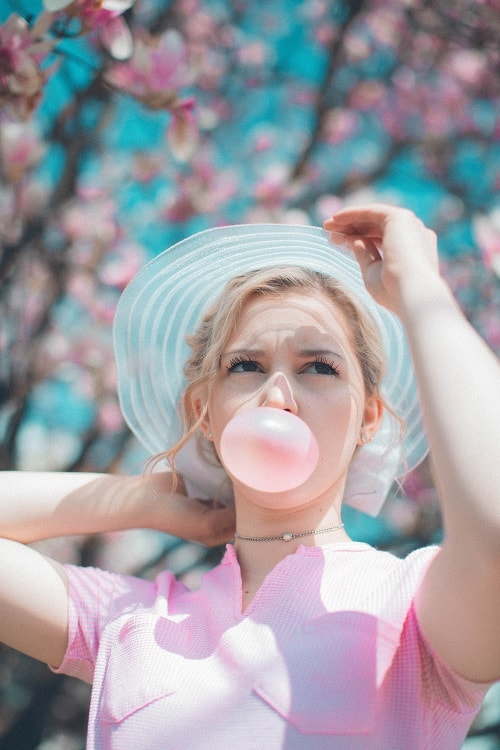 The Oral Health Benefits of Chewing Gum