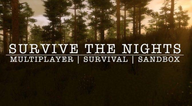 Survive the Nights, un jeu Blender/Unity
