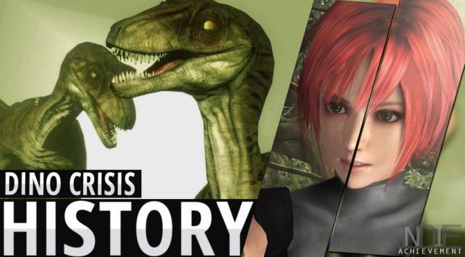 Dino Crisis X-Demo (Blender Game Engine)