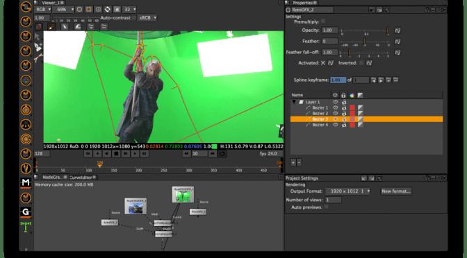 Natron: outil de compositing vidéo opensource en version 1.2