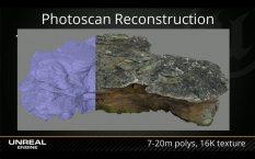 La création de contenu 3D se fait à partir d'images fixes, prises avec des vues différentes.