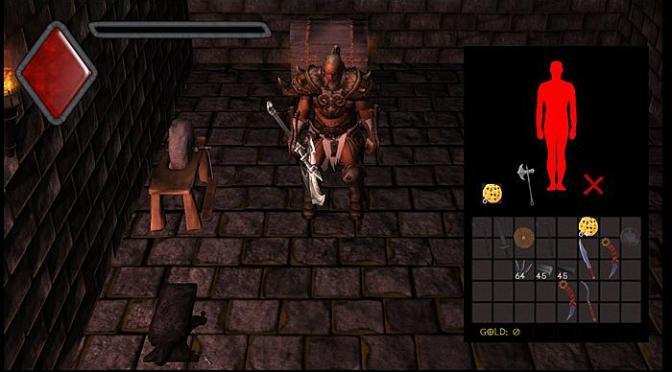 "Gredor: <span class=""caps"">RPG</span> sous Blender Game Engine"
