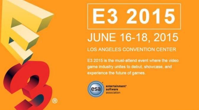 """<span class=""""caps"""">E3</span> (Electronic Entertainment Expo) 2015: quel programme?"""
