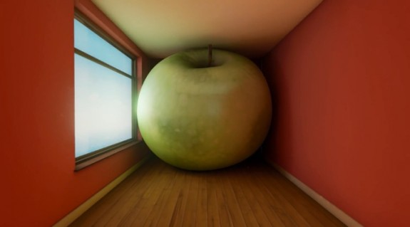 Ballade virtuelle, réalité augmentée: visitez les tableaux de Magritte