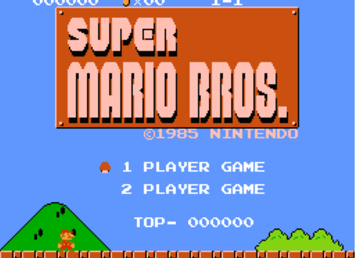 """Super Mario Bros: les archives vidéo """"déclassifiées"""""""
