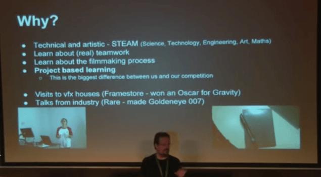"""Apprendre aux ados l'animation <span class=""""caps"""">3D</span> avec Blender"""