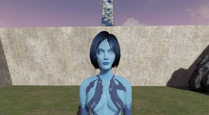"""Cortana: Un modèle pour vos jeux sous <span class=""""caps"""">UE4</span>"""