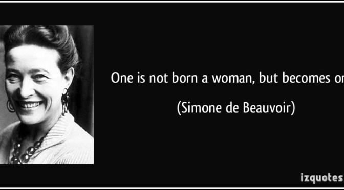 De Simone de Beauvoir au Féminisme 8 bits (sans jeu de mots svp)