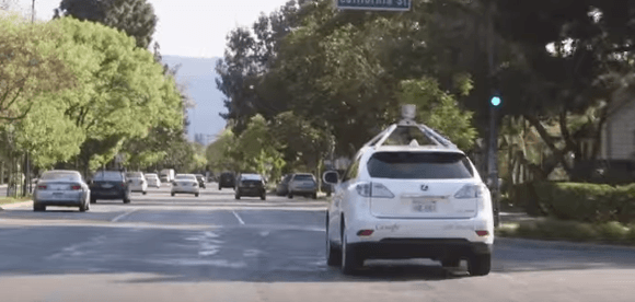 Google Self-Driving Car Project: On en est où ?