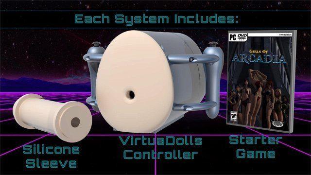 """Virtuadolls, les grandes avancées de la réalité virtuelle? (<span class=""""caps"""">PEGI16</span>)"""
