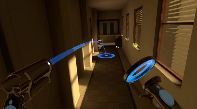 Réflexion sur le déplacement en réalité virtuelle