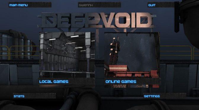 """Deepvoid: making of d'un <span class=""""caps"""">FPS</span> sur <span class=""""caps"""">UDK</span>"""