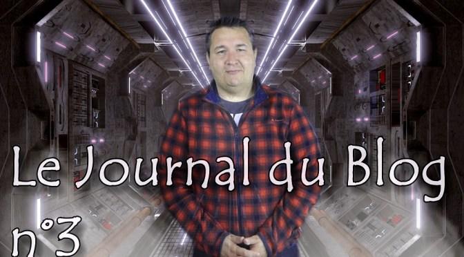 Journal du Blog #3
