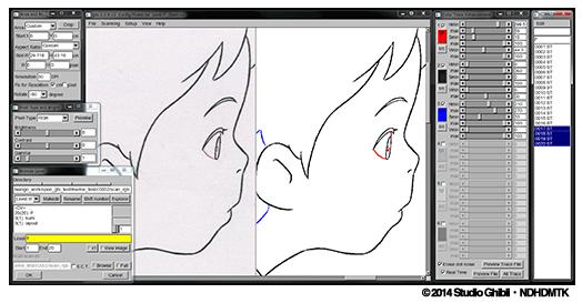 """OpenToonz — créez vous-même des animations <span class=""""caps"""">2D</span> comme Princesse Mononoké"""