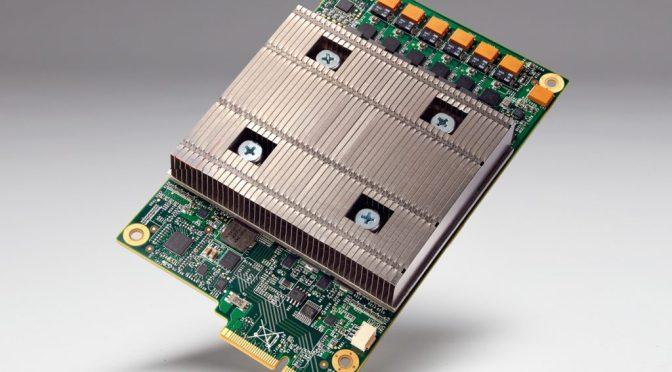 Tensor/Tensorflow: le processeur de Google pour l'Intelligence Artificielle!