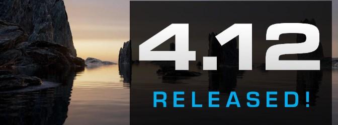 Mise à jour Unreal Engine 4.12, quoi deneuf?