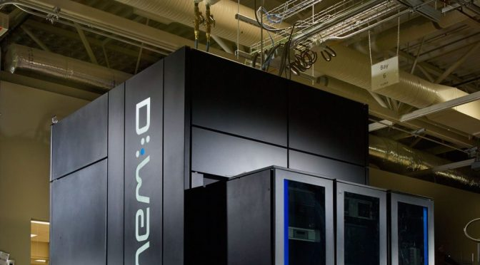 Google: un ordinateur quantique?