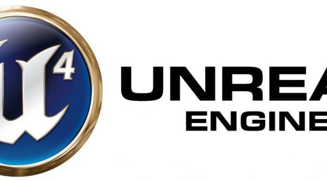 Présentation d'Unreal Engine 4 lors d'une conférence