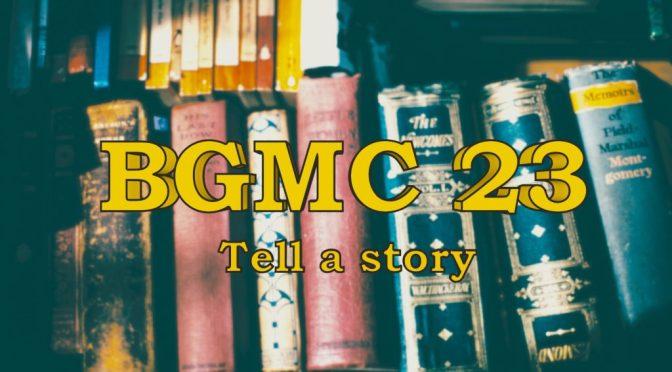 """Les meilleurs projets du <span class=""""caps"""">BGMC</span> 23: tell a story"""