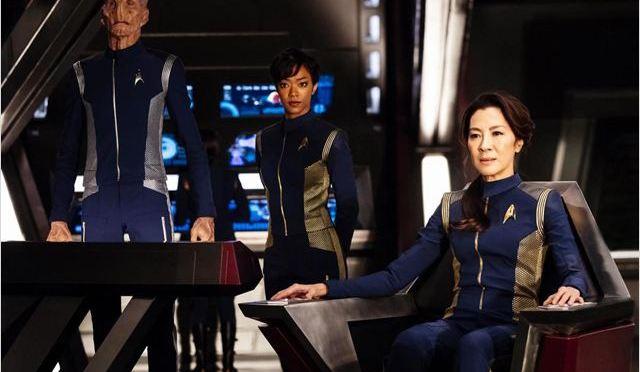 Star Trek Discovery: une nouvelle série!