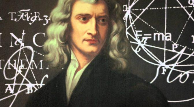 Newton, l'esprit Hacker