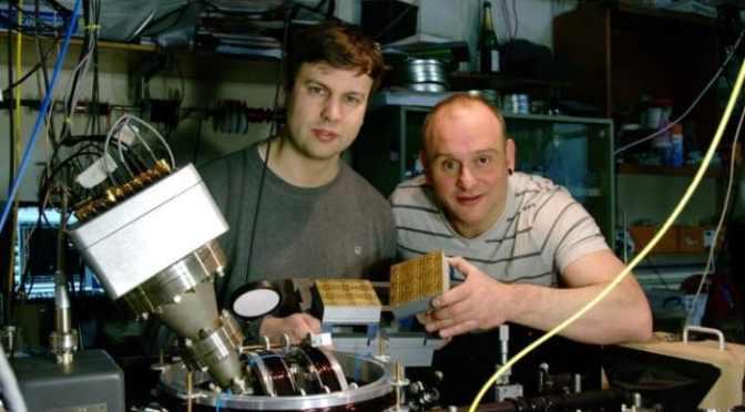 Le plan du tout premier modèle d'ordinateur quantique open-source