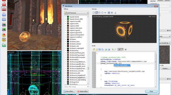 """Un série de vidéo en français sur les moteurs de jeux <span class=""""caps"""">3D</span>"""