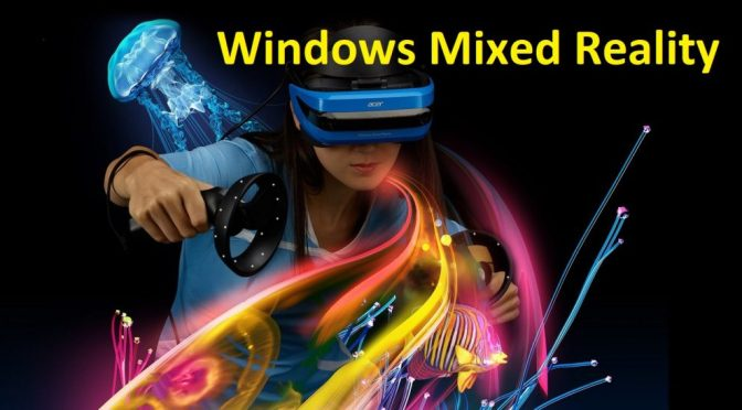 Windows Mixed Reality: Casques et Utilisation