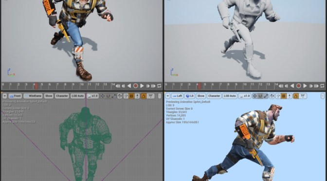 La version 4.19 d'Unreal Engine
