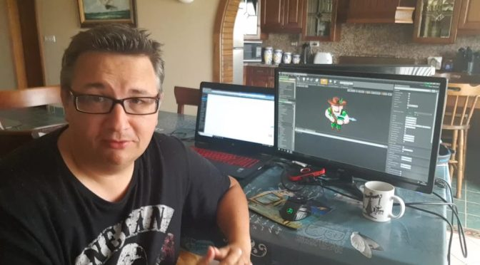 """Devlog 1: La création des assets graphiques de mon jeu """"Jungle Greg"""""""