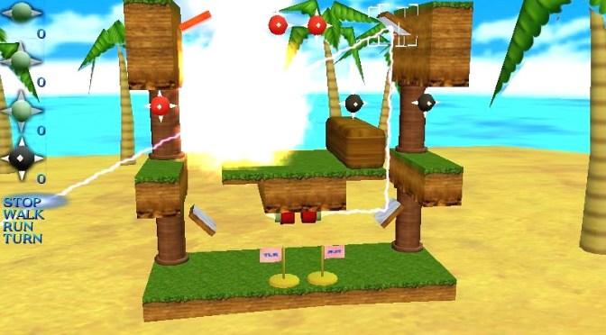 """Dogs <span class=""""amp"""">&</span> Lights: un remake de l'un de mes jeux quand j'étais étudiant"""