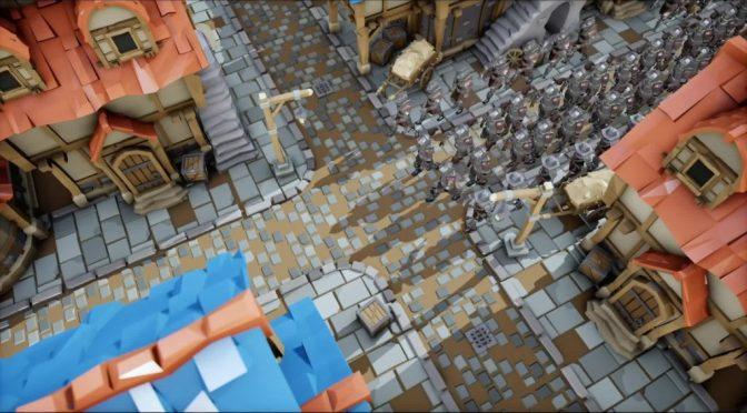 Armory, le game engine pour Blender sous Haxe vient de sortir en version 0.5 avec du Raytracing Temps-réel à la clé !
