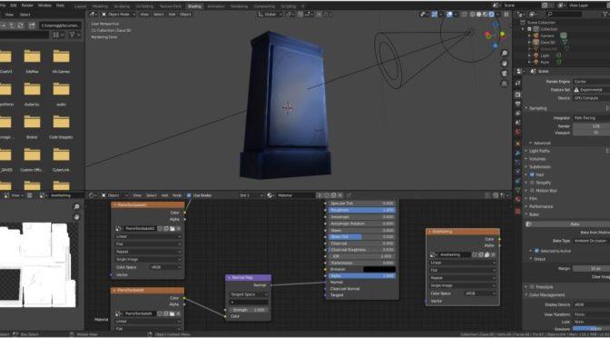 A la recherche de mon workflow de Blender à Unreal Engine