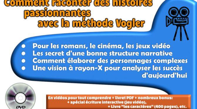 Master class: Construire des histoires pasionnantes avec la méthode Vogler