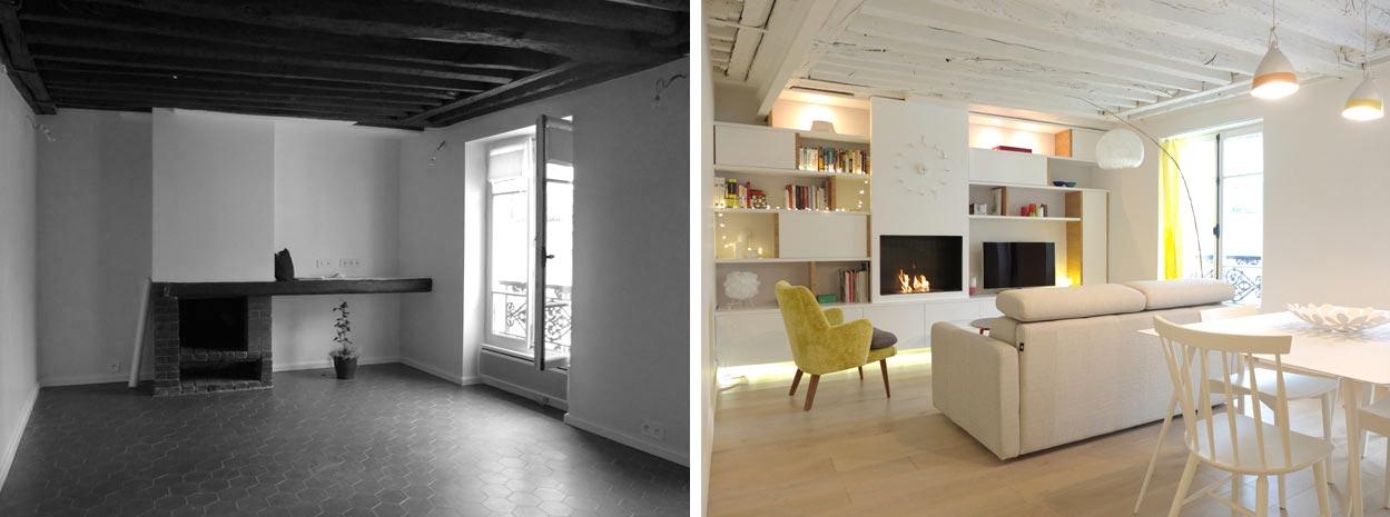 Dco Appartement Architecte