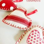 Fabulous Fabric Heart Projects Create With Claudia