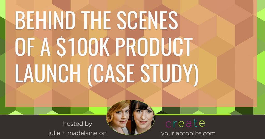 Behind the Scenes of a $100,000 Launch…