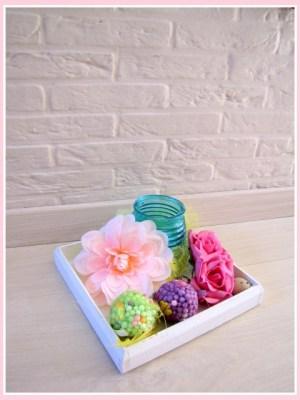 Voorjaar in huis - Creatief en Simpel - Ga naar onze site voor meer leuke ideeën