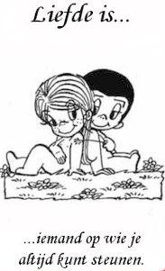 Versieren bruiloft met Liefde is... teksten - Creatief en Simpel - Ga naar onze site voor de uitgebreide uitleg en nog meer leuke ideeen