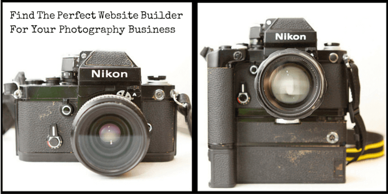 best website builder for photographers to sell online
