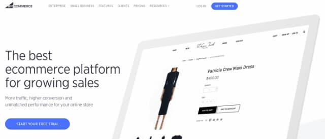 Bigcommerce - Check Out One Of The Best eCommerce Website Builder Options