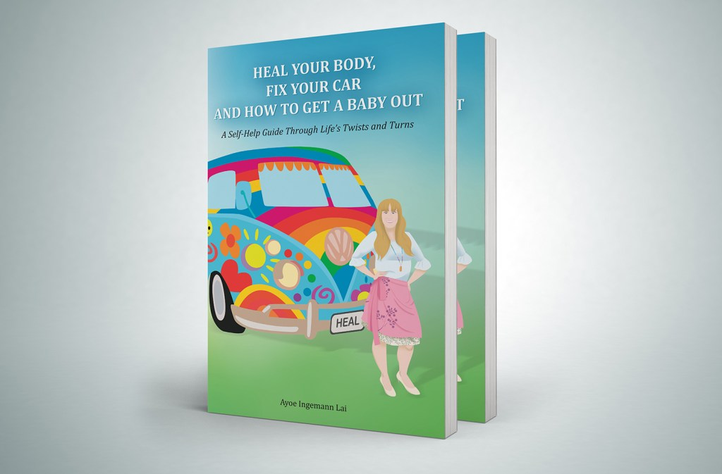 Book mockups 3smaller size - South Surrey & White Rock Holistic Doula & Energy Healing