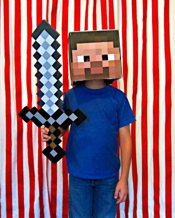 DIY Kid Halloween Costume Ideas