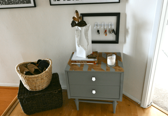 end table transformation